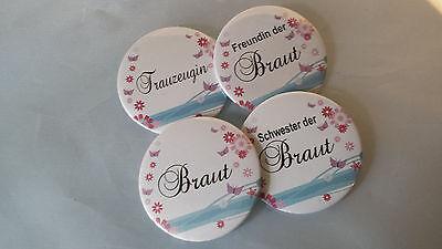 Buttons Jga Braut Junggesellinnenabschied 59mm 38mm Button Feines Handwerk Energisch B11 Braut-accessoires Kleidung & Accessoires