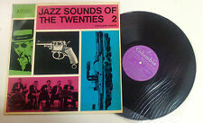 JAZZ SOUND OF THE TWENTIES 2 - DIXIELAND BANDS LP COLUMBIA 33 QPX 8031 ITALY
