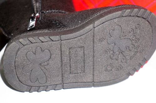 """Details about  /SONOMA LIFE+STYLE Toddler Girls/' Zippered Midcalf Boots /""""BLACK/"""" Size 6 MED NWT"""