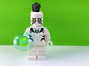 Lego Marvel Super Heroes White Tiger Minifigure Spider Man Set