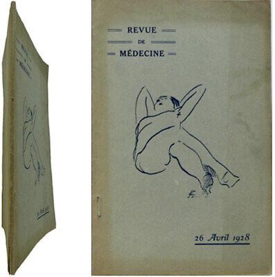 Abundante La Revue De Médecine Qui S'perm Et Tout 1928 André Hornez Léopold Simons Carabin Las Mejores SandíAs