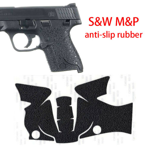 Tactical Non-slip Rubber Texture Grip Wrap Tape Glove for Glock 17 19 26 43 S/&W