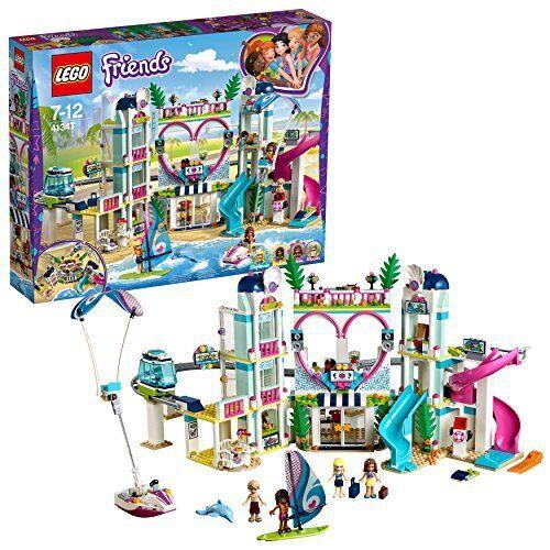 LEGO UK 41347 Heartlake City Resort Set