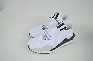 e4a6ace247dd9 MSRP 450 NIB Adidas Y-3 Saikou Shoes Sz 7.5 White Black Tech-Mesh ...