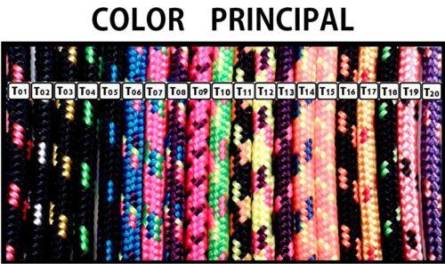 04a2e4f8e7b3 2 sur 10 Pulsera UNISEX CUERDA NÁUTICA muchos colores. Hecha a medida  Cierre ancla