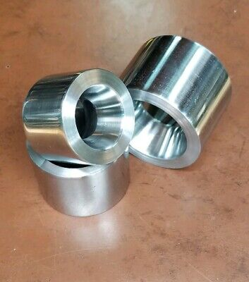 3 Pcs Coin Ring Making Tools 17/° Double Sided Reduction Fold Over Dies 1.0 to 1.5