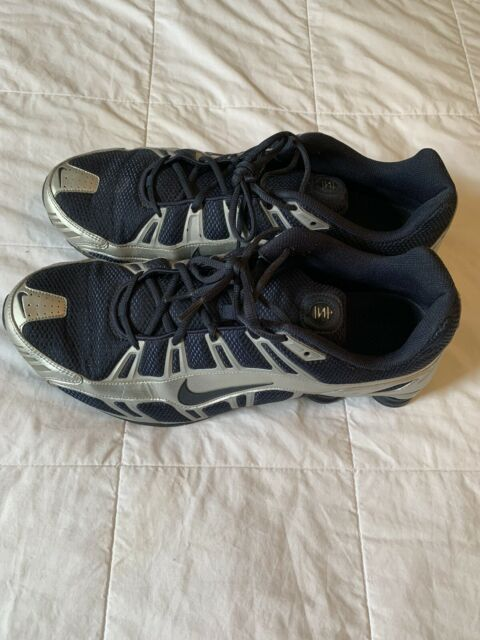 Nike Shox mens size 15 Navy and Grey