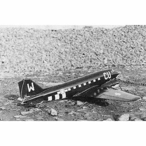 Bauplan Douglas DC-3