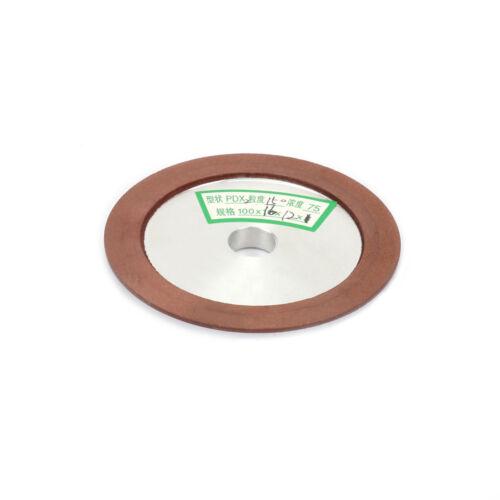 4 Inch Grit 150 Diamond Grinding Wheel Abrasive Tool For Carbide Metal