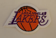 NBA Patch Aufnäher Los Angeles Lakers ca. 9 x 6 cm