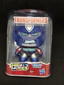 Transformers Optimus Prime Hasbro Mighty Muggs sólo £ 7.50 * Nuevo *