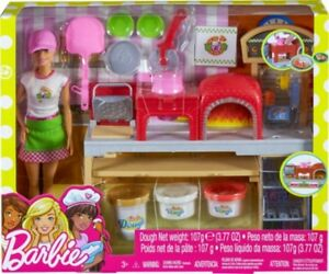 La pizzeria de Barbie