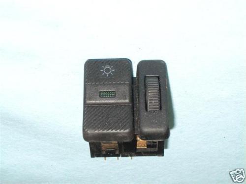 Passat B3 Headlight Switch 1990-1994
