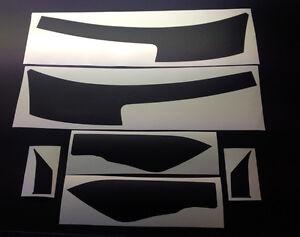 "T4 Caravelle Multivan ""Mudwing"" 6 Piece Decal Kit Sticker"