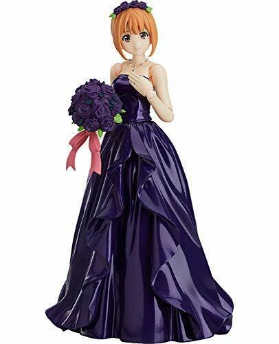 non-scale ABS /& PVC painted action figure figma bride Noir ver