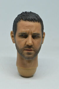 1//6 SCALE CUSTOM RUSSELL CROWE ACTION FIGURE HEAD!