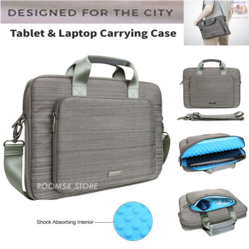 Laptop Chromebook MacBook Sleeve Bag Shock Absorp For Ultrabooks Dell Notebook