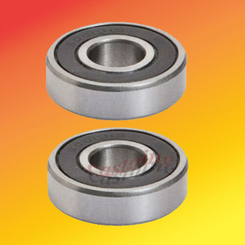 """OD 15//32/"""" 5//8/"""" 2 Ball Bearings Fits Spindle Shaft ID 1-9//16/""""  Height"""