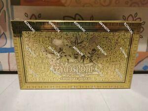 Yu-Gi-Oh-Legendary-Decks-2-Exodia-Dunkler-Magier-DEUTSCH-NEUAUFLAGE-OVP-Box
