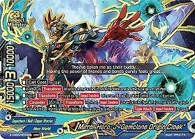 Ideal Ego Messiah G-EB03 RRR Vanguard Cards #NJ