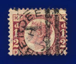 1870-SG49-d-Rose-Plate-3-G4-KK-Misperf-Aberdeen-JA-4-73-Good-Used-Cat-55-cstv