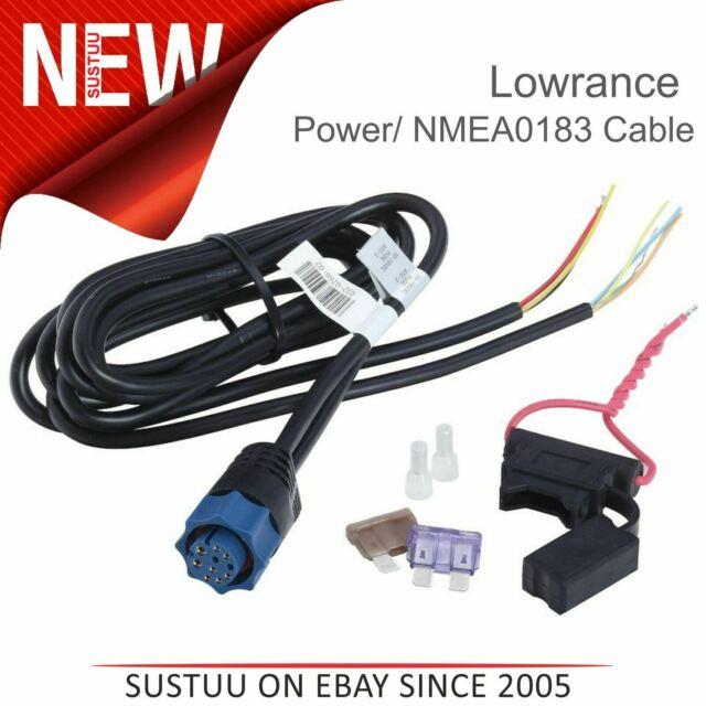 Humminbird Câble électrique pc-10 1,8 m