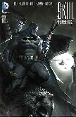 DARK KNIGHT III THE MASTER RACE 3 DELL OTTO BULLETPROOF COLOR VARIANT NM