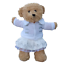 SILVER-WHITE-WINTER-OUTFIT-TEDDY-BEAR-CLOTHES-FITS-16-034-40cm-BUILD-A-TEDDY-BEAR thumbnail 1