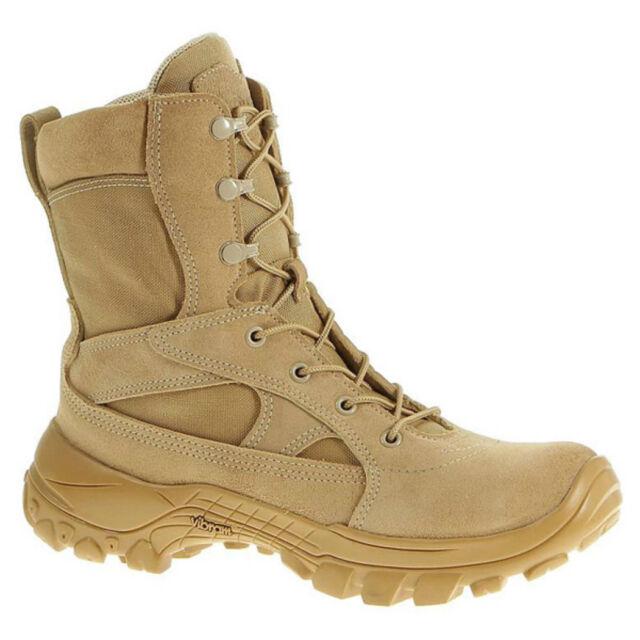 "Bates 22682 Mens Cobra 8/"" Sage Side Zip  Jungle Boot FAST FREE USA SHIPPING"