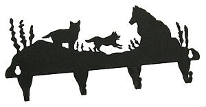 Wolf-Wolves-Key-Hook-Holder