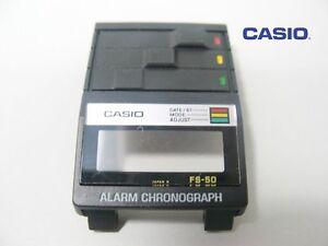 Vintage Case Center/caja Casio Fs-50 Nos éLéGant Et Gracieux