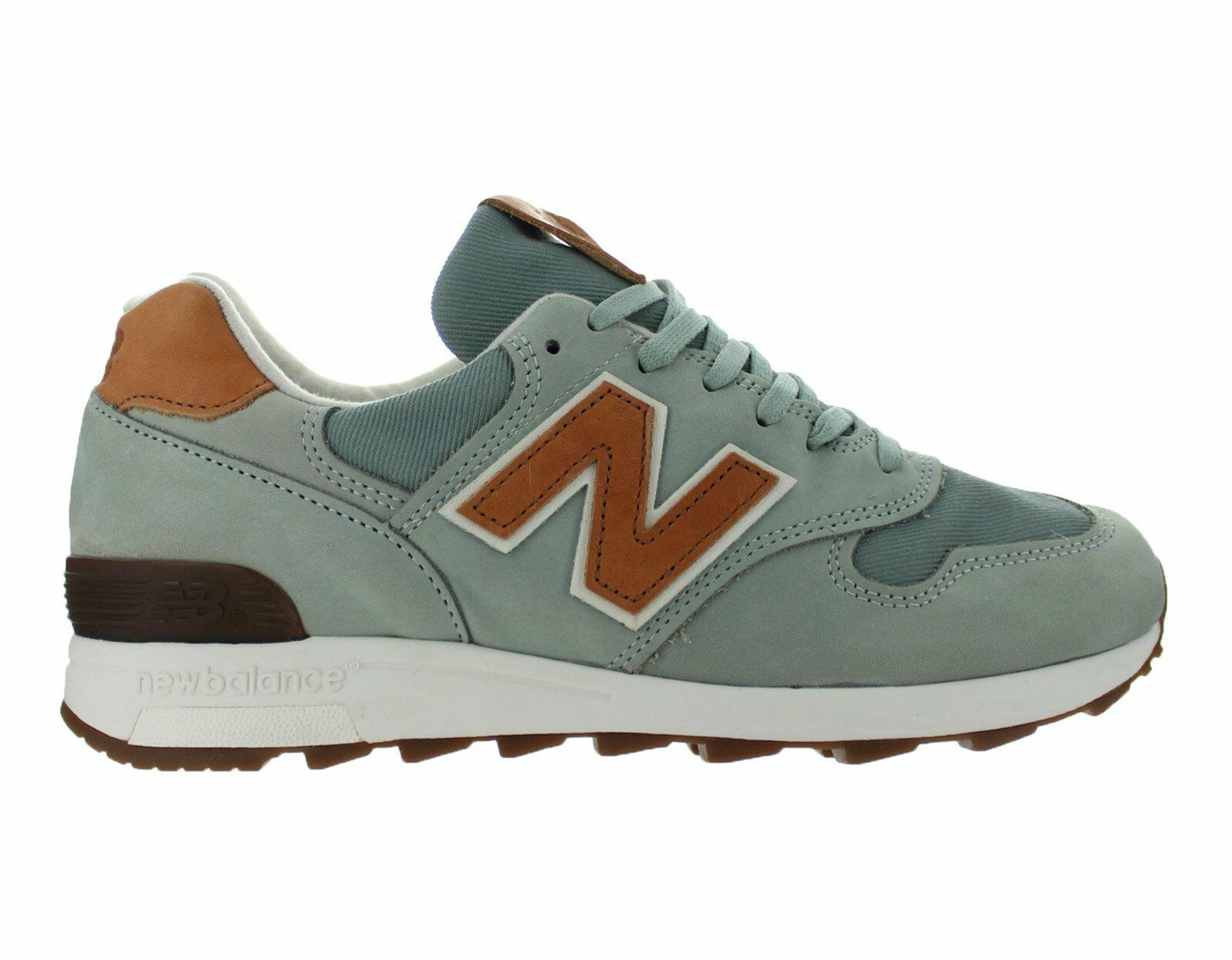 Mens New Balance 1400 Made In USA Distinct Jade Mint Tan M1400DJ