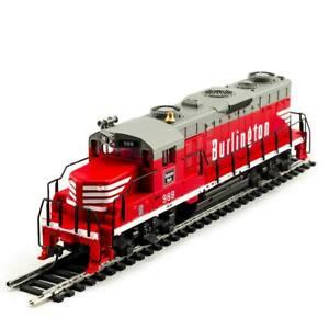 MANTUA-414106-HO-SCALE-EMD-GP-20-CB-amp-Q-Burlington-MRC-DC-DCC-SOUND
