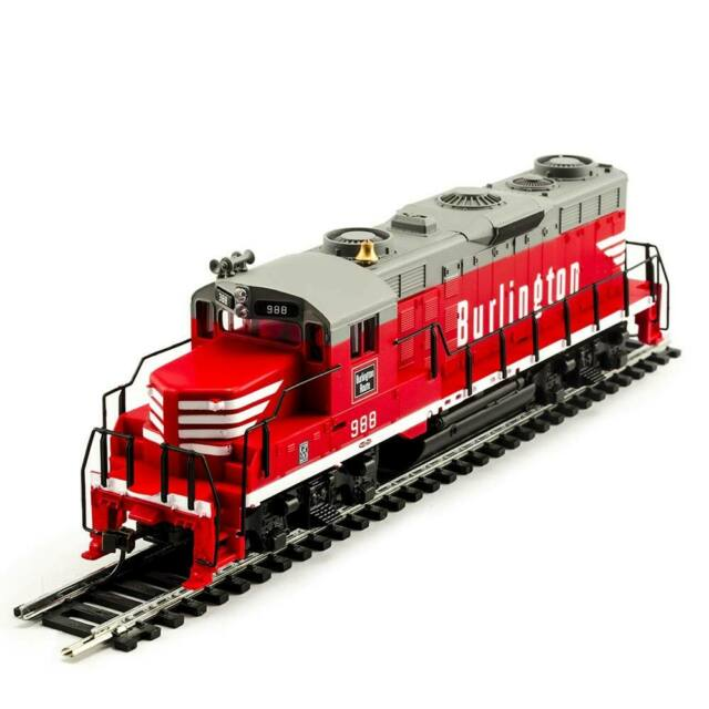 MANTUA 414106 HO SCALE EMD GP-20 CB&Q Burlington MRC DC/DCC/SOUND