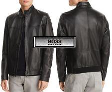 9c2739d6a item 1 NWT Hugo Boss Black Label Lamb Nappa Leather Moto Jacket 38R(US)  48(EU) or S -NWT Hugo Boss Black Label Lamb Nappa Leather Moto Jacket  38R(US) 48(EU) ...