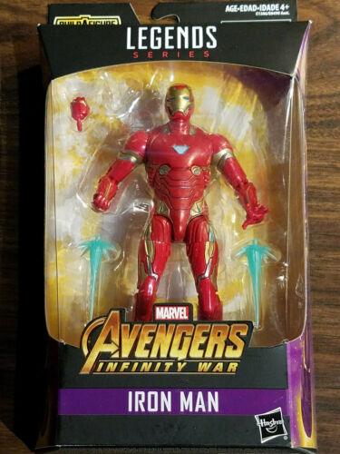 YOU PICK SPIDERMAN IRONMAN DEADPOOL LOOSE and unopened MOC MARVEL LEGENDS