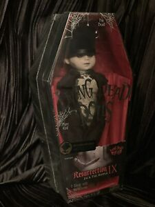 Living-Dead-Dolls-Resurrection-Jack-the-Ripper-Sepia-Variant-Series-9-Res-New