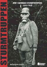 Andrea Miniatures AND-AP-055 Sturmtruppen WWI German Stormtroopers (1914-1918)