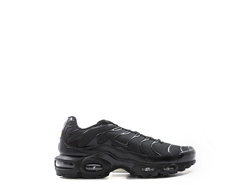 shoes NIKE men black PU,Tessuto 604133-050