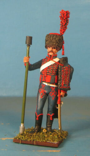 VID SOLDIERS Guard mounted artillery Napoleonic Wars Metal Figure 1//30