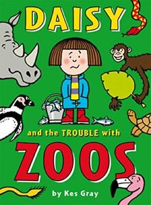 Daisy-and-the-Trouble-with-Burglars-daisy-Books-by-Gray-Kes-Paperback-Book