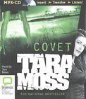 Covet by Tara Moss (CD-Audio, 2015)