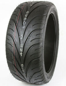 255-35-R-18-90W-FEDERAL-595-RS-R-Racing-Racing-Tires-595RS-R-SemiSlick-Dot-3916