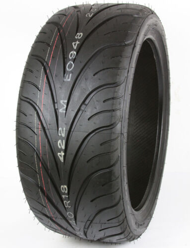 235//45 R 17 94 W Federal 595 RS-R Racing Pneus De Course 595rs-r Semislick Dot 1817