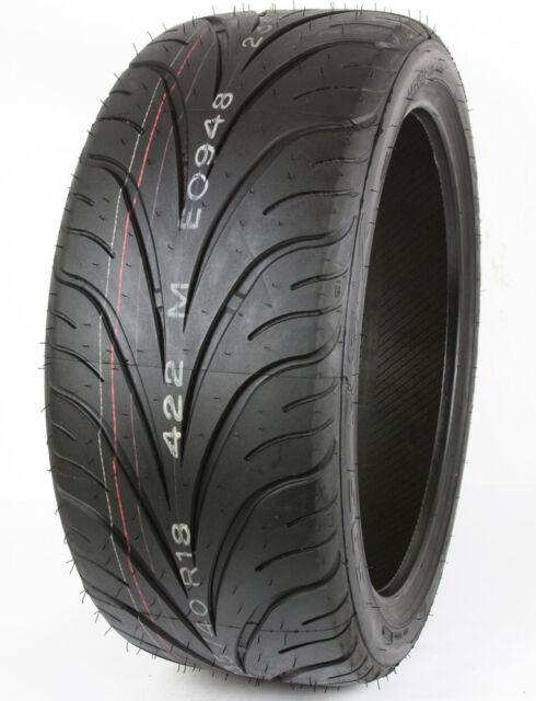 245/35R 18 88W Federal 595 Rs-R de Carreras Neumáticos 595RS-R Semislick Punto