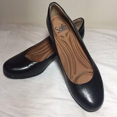 Sofft Velma Pumps Block High Heels