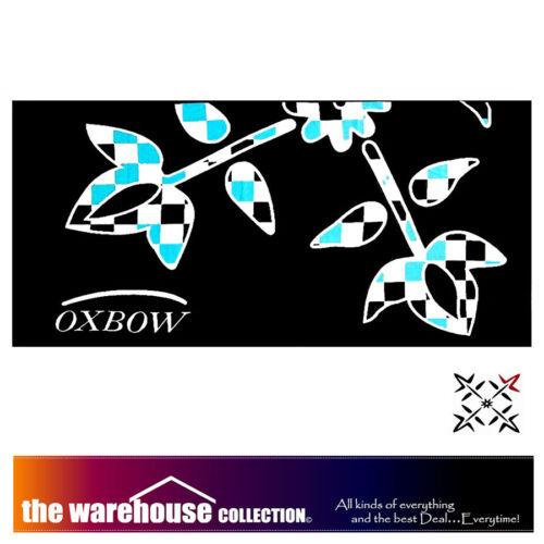 Genuine OXBOW Tongern Beach Towel XL 100x180cm Luxurious 100/% Cotton Velour