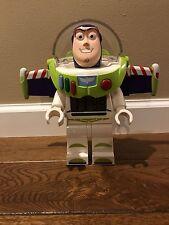 LEGO Buzz Lightyear Alarm Clock, Disney Toy Story Pixar