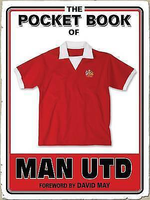 """""""AS NEW"""" Pocket Book of Man Utd, The, Rob Wightman, Book"""