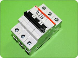 Leitungsschutzschalter ETI K 25A 3-polig